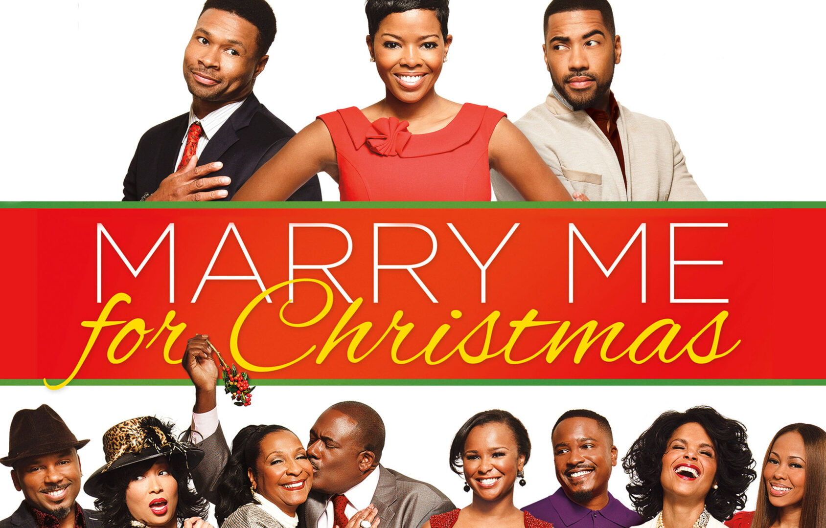 Marry Me For Christmas - Aspire TV
