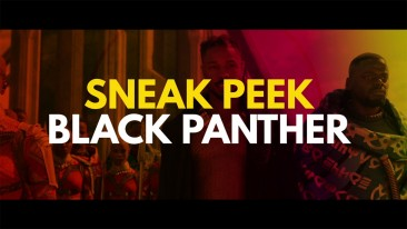 Black Panther movie sneak peek