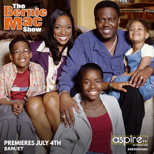 The Bernie Mac Show Premiere on AspireTV
