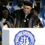 Chance The Rapper - Commencement Speech