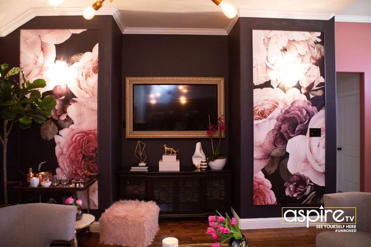 Behind The Look: Denise and Reagan's Fashion-Forward Home