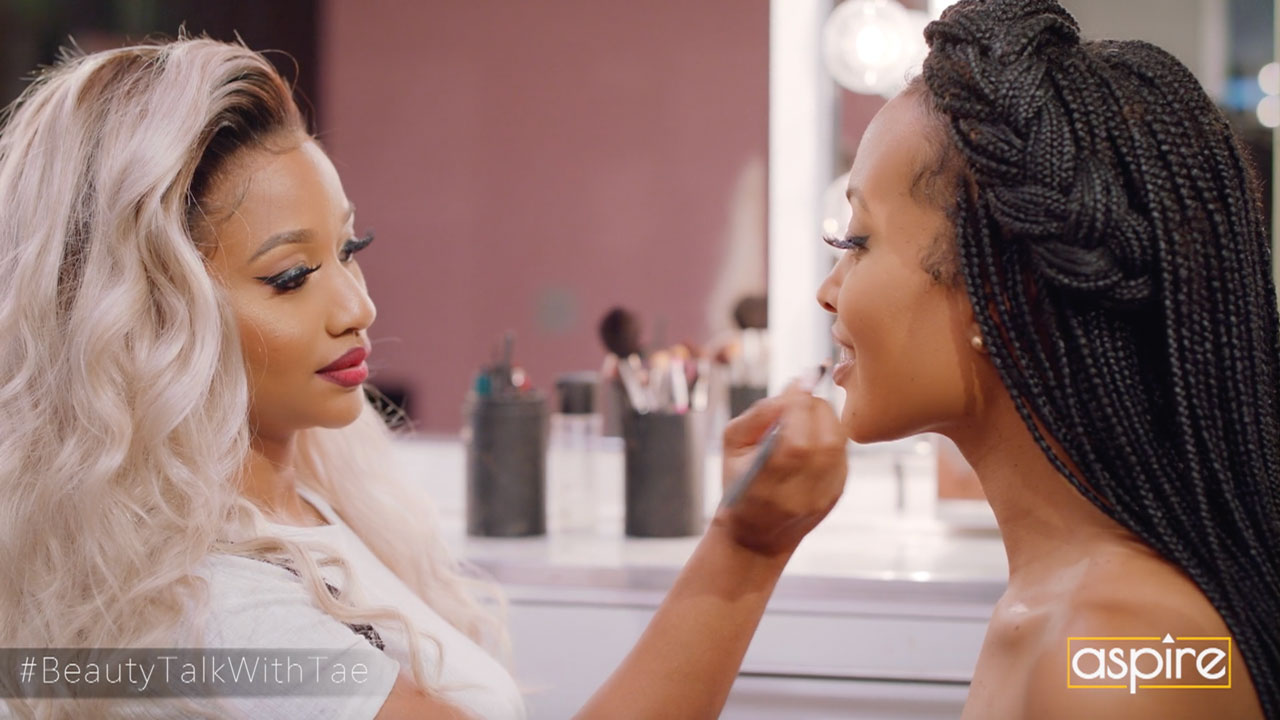 Beauty Talk With Tae: Creating the Perfect Nude and Bold Lip