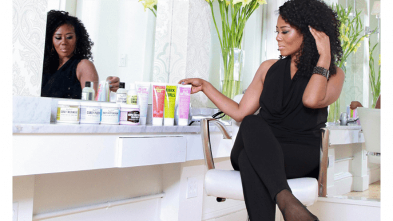 Beauty Icon and Miss Jessie's CEO Miko Branch Shares Gems on
