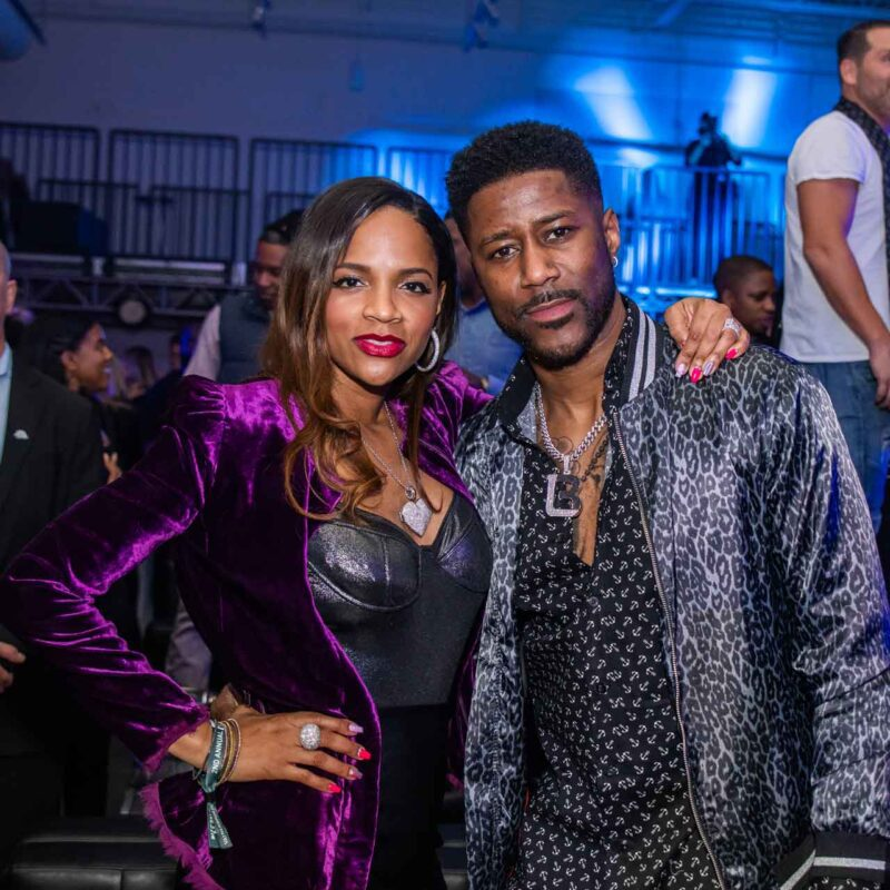 Former NFL and Sports Host, Nate Burleson | VaynerSports X Emerging Kings SBLIII