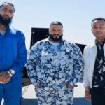 Nipsey Hussle with Dj Khaled and John Legend