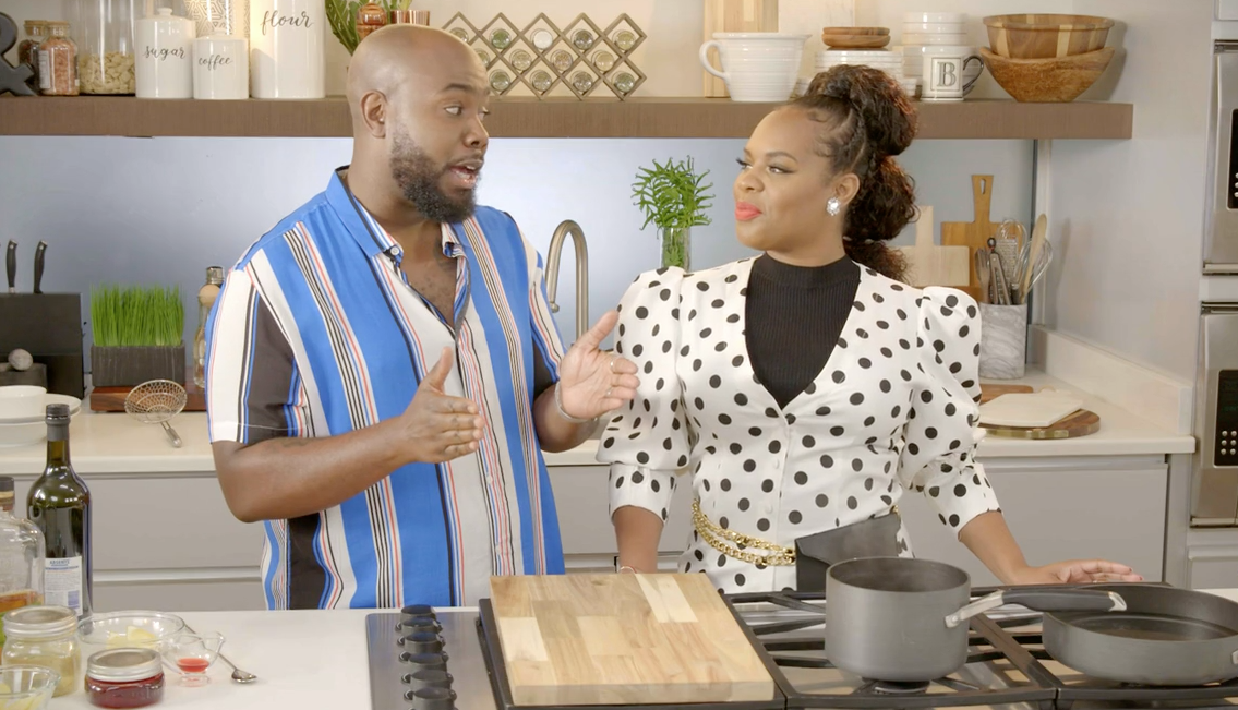 Dating Doesn't Have To Be Hard | All-new Butter + Brown Tonight @ 8pm ET
