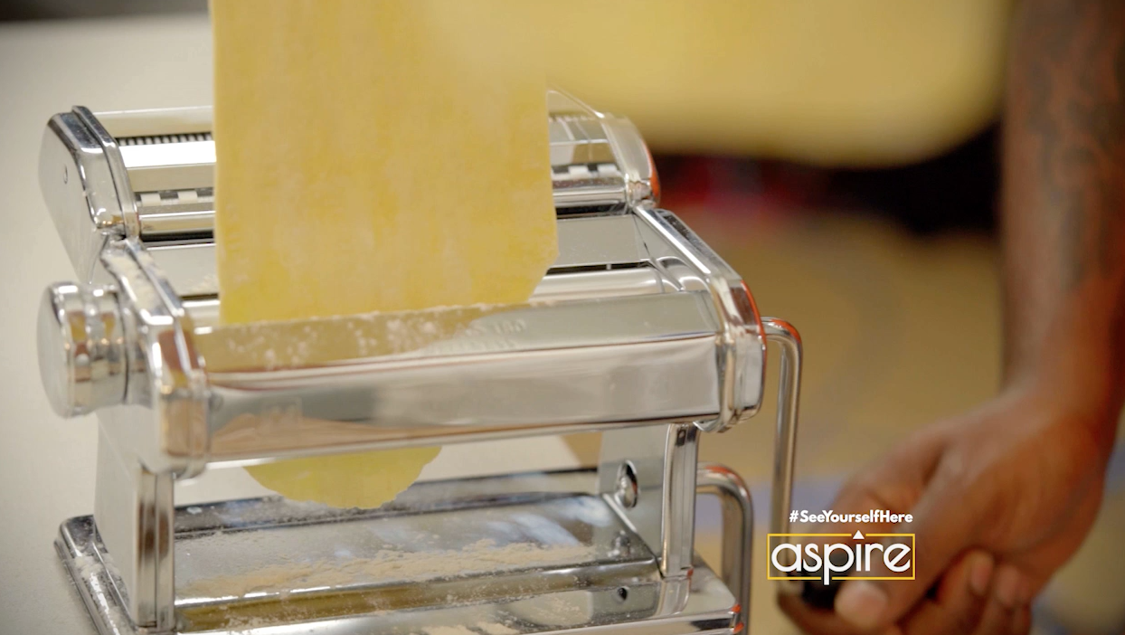 Are Your Faves Showing You How to Make Homemade Pasta?