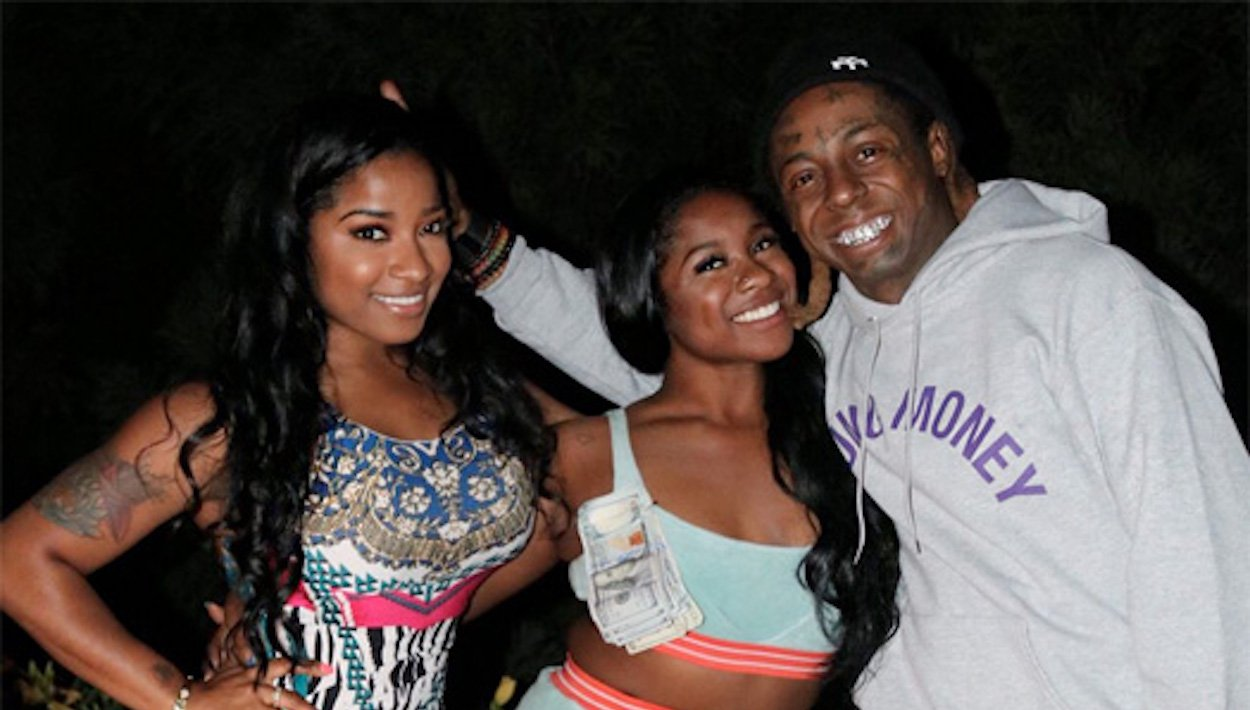 He S Not In Love With You Lil Wayne S Advice To Daughter Reginae Carter Is What Every Young Girl Needs To Hear Aspiretv